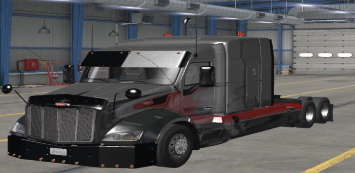 Photo of Peterbilt 579 Custom ATS 1.40