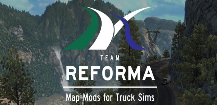 Photo of Reforma Map V2.1.3 ATS 1.40