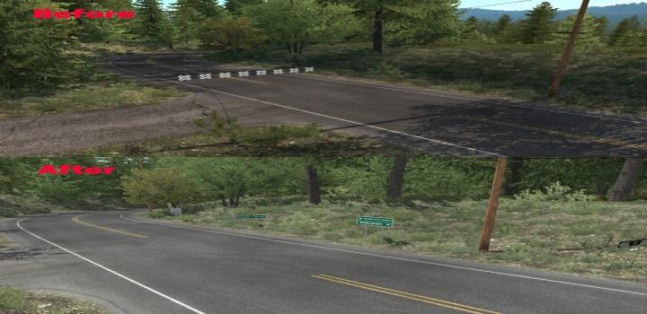 Photo of Scs Map Improvements V1.1.260 ATS 1.40