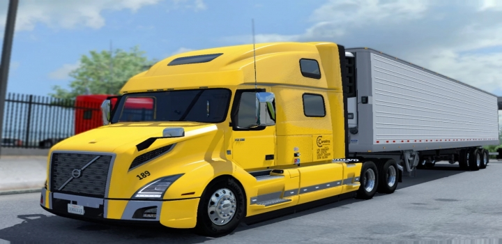 Photo of Volvo Vnl 2019 V2.28 ATS 1.40