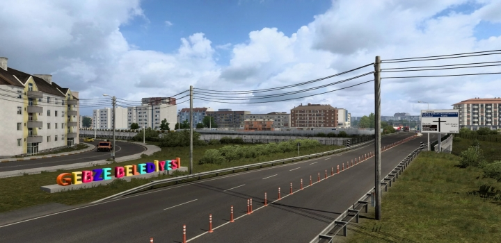 Photo of 1:3 Guney Marmara Map V1.1 ETS2 1.40