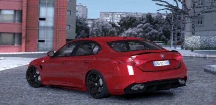 Photo of Alfa Romeo Giulia ETS2 1.40