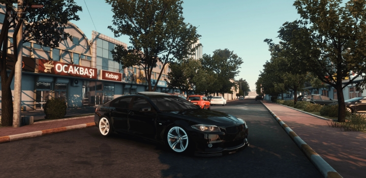 Photo of Bmw 5 Series F10 ETS2 1.40