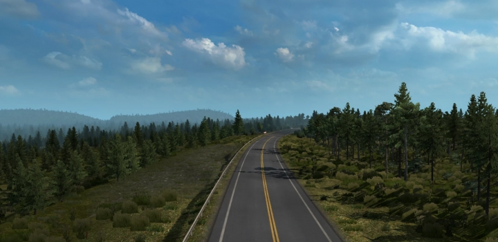 Photo of Canada Map V0.2.5 ETS2 1.40
