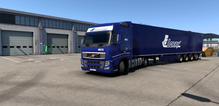 Photo of Combo Skin Lorry V1.0 ETS2 1.40