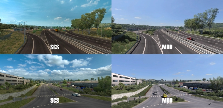 Photo of Fael Environment V3.1 Upd13.03.21 ETS2 1.40