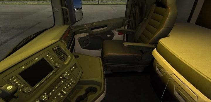 Photo of Interior Cabin Lights V3.0 ETS2 1.40