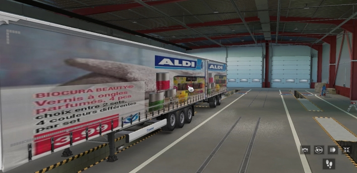 Photo of Krone Trailers ETS2 1.40