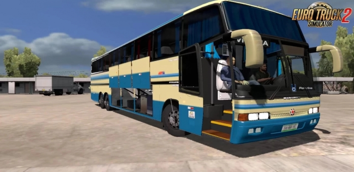 Photo of Marcopolo Gv 1150 Mb ETS2 1.40