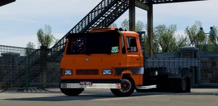 Photo of Mercedes-Benz 608 Truck ETS2 1.40