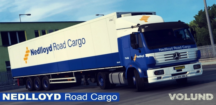 Photo of Nedlloyd Road Cargo Rotterdam V1.1 ETS2 1.40
