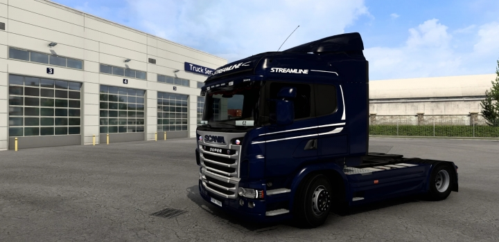 Photo of Official New Update Scania G Rjl ETS2 1.40