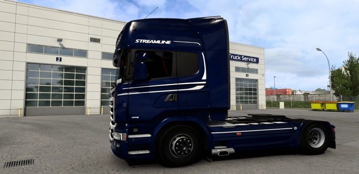 Photo of Official New Update Scania R Rjl ETS2 1.40