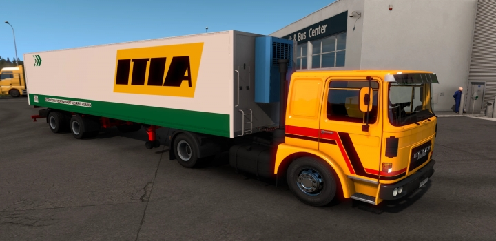 Photo of Roman Diesel By Madster V1.3.4 ETS2 1.40