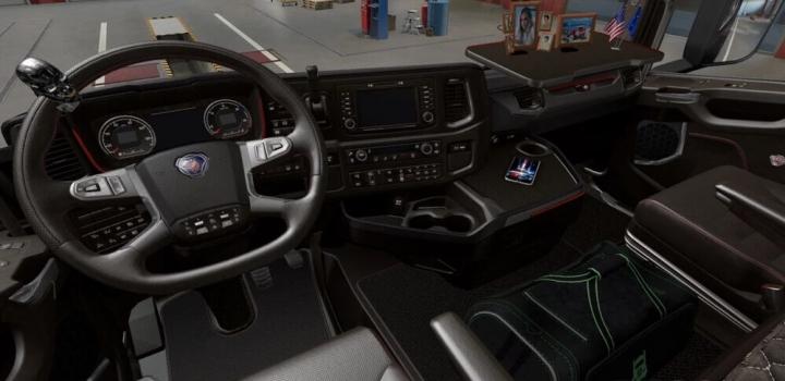 Photo of Scania S&R 2016 Luxury Interior ETS2 1.40