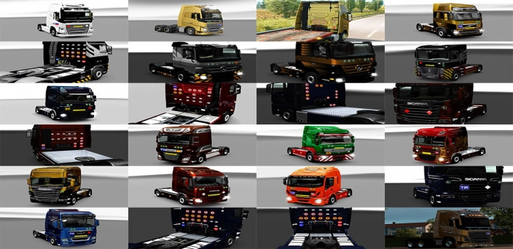 Photo of Signs On Your Truck V1.1.5.30 ETS2 1.40