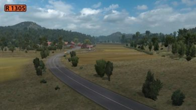 Photo of North Macedonia Rework V1.4.1 ETS2 1.40