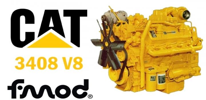 Photo of Cat 3408 V8.0 ATS 1.40