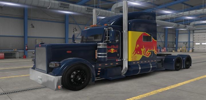 Photo of Jon Ruda Red Bull Skin V1.0 ATS 1.40