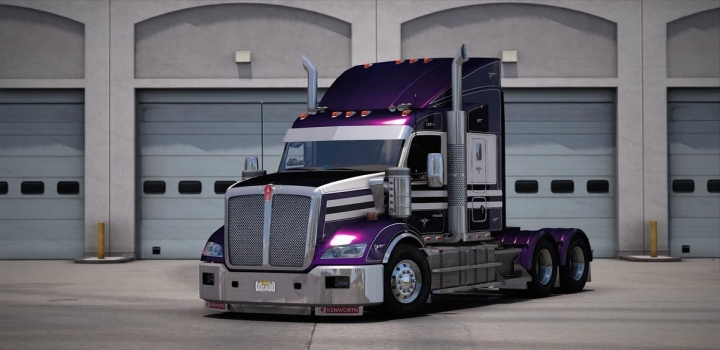 Photo of Kenworth T610 V1.6.40 ATS 1.40