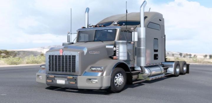 Photo of Kenworth T800 Truck ATS 1.40