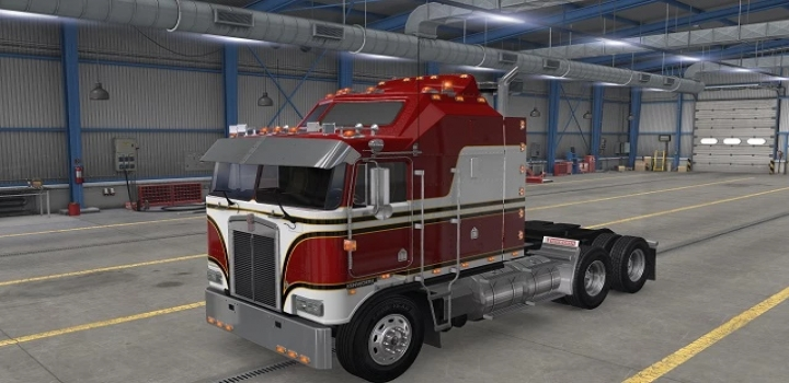 Photo of Old School Paint For K100E V1.0 ATS 1.40