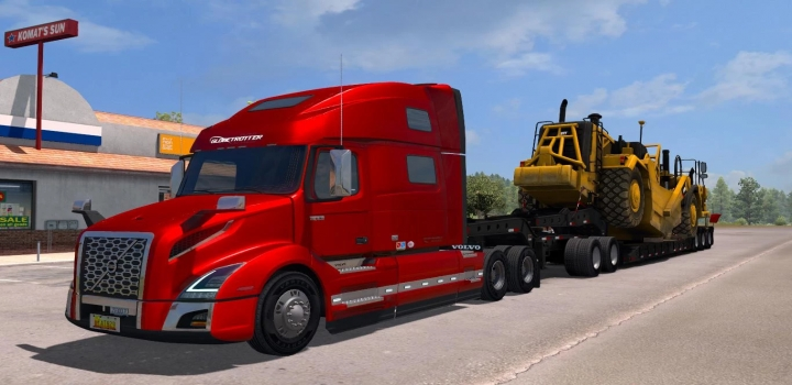 Photo of Volvo Vnl 2019 V2.29 ATS 1.40