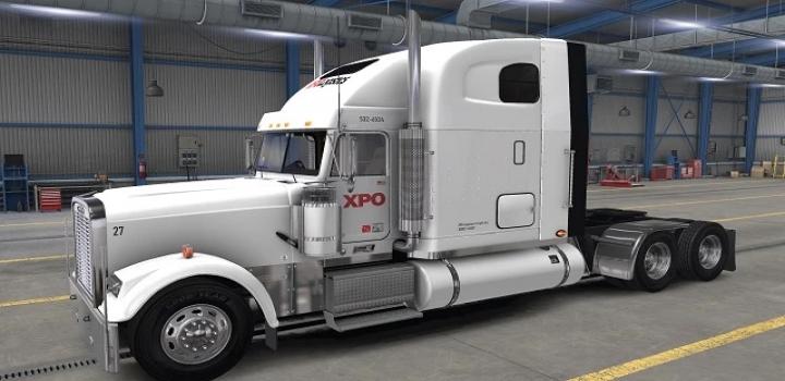 Photo of Xpo Logistics Skins V1.0 ATS 1.40