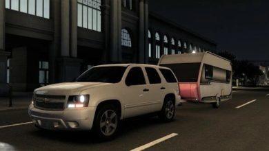Photo of Chevrolet Tahoe 2007 V3.0 ATS 1.40