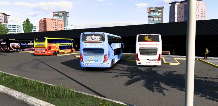 Photo of Argentina Map Ceibo V1.7 ETS2 1.40