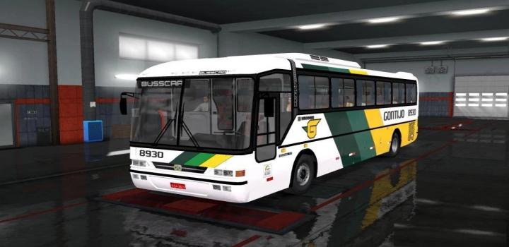 Photo of Busscar Jumbus 340 Scania ETS2 1.39