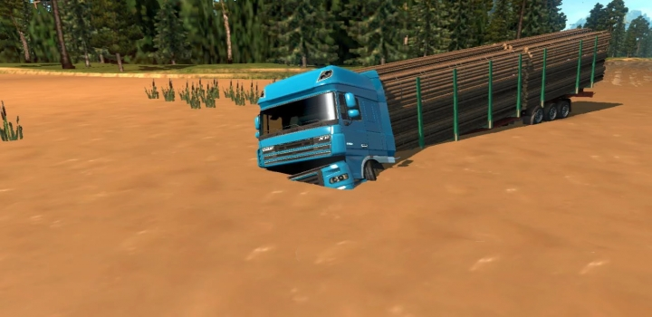 Photo of Harsh Russia R11 ETS2 1.40