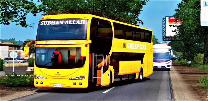 Photo of ETS2 – Irizar Bus Pack (Eu & Uk) 1.38-1.40