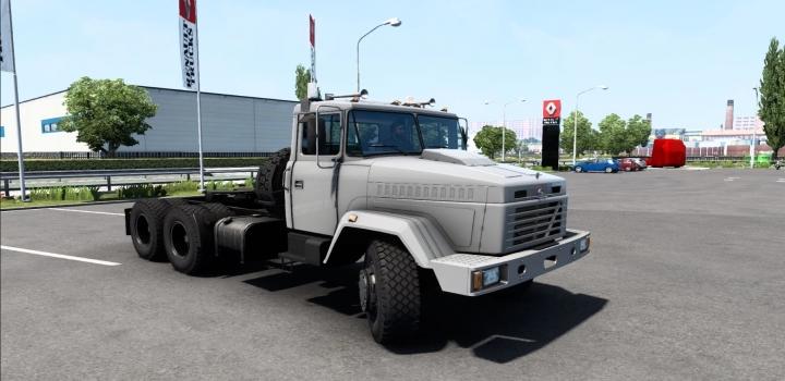 Photo of Kraz 64431 1992 Truck ETS2 1.40