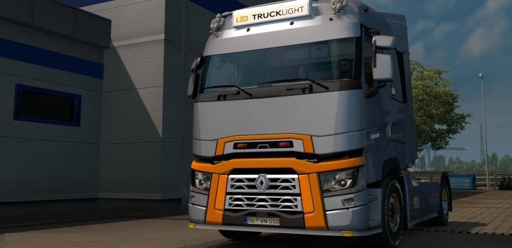 Photo of Led Trucklight ETS2 1.40