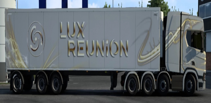 Photo of Lux Reunion Skins V1.0.2.1 ETS2 1.40
