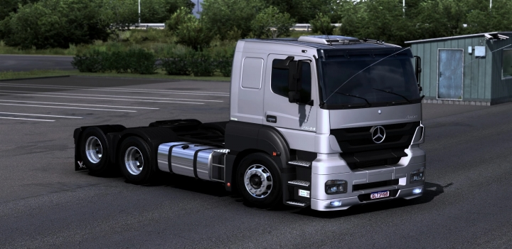Photo of Mercedes Axor 2644 ETS2 1.40