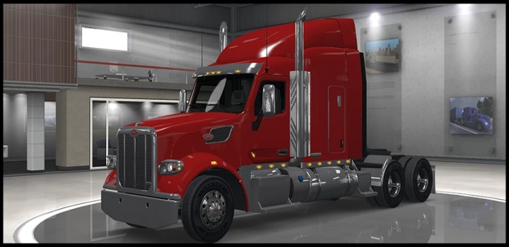 Photo of Peterbilt 567 V1.2.40 ETS2 1.40
