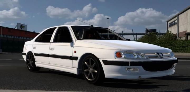 Photo of Peugeot Pars V1.0 ETS2 1.40