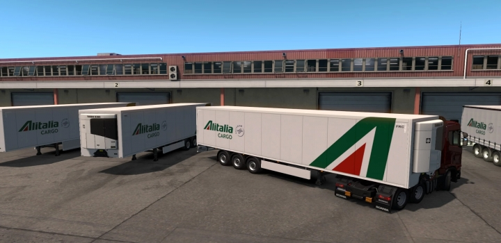 Photo of Real European Companies Reloaded ETS2 1.40