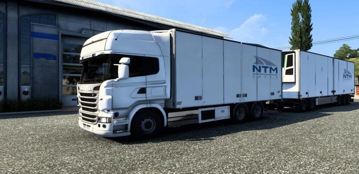 Photo of Rigid Chassis Addon Scania (Rjl) (Ekeri, Knapen, Kraker, Narko, Ntm, Vak) ETS2 1.40.3