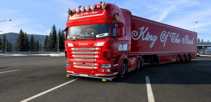 Photo of Rjl King Of The Road Combo V1.0 ETS2 1.40