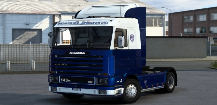 Photo of Scania 3 Series V5.4 ETS2 1.40