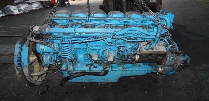 Photo of Scania Dsc14 V8 Stock Sound Rework V2.0 ETS2 1.40