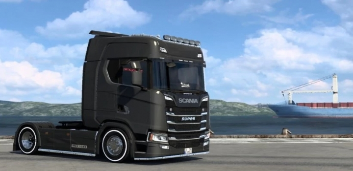 Photo of Scania S500 Truck ETS2 1.40