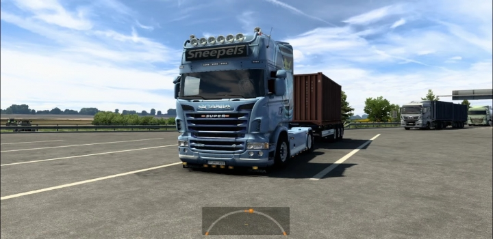 Photo of Scania V8 Sneepels Open Pipe V1.0 ATS 1.40