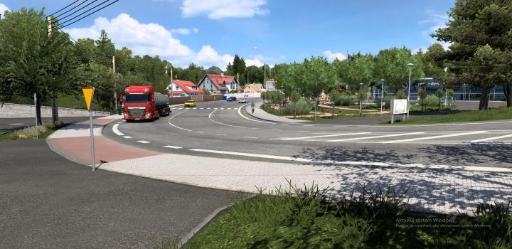 Photo of Southern Poland V1.3 ETS2 1.40