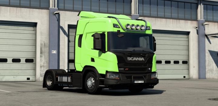 Photo of Xt Addons For Scania Next-Gen V1.1 ETS2 1.40