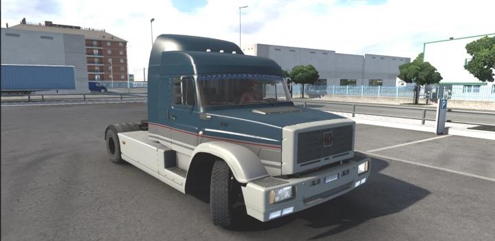 Photo of Zil 5423 Truck ETS2 1.40