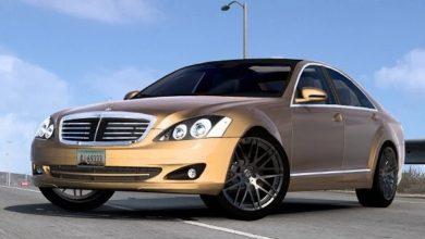 Photo of Mercedes-Benz S350 W221 2009 V6.0 ATS 1.40
